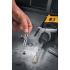 DeWalt SDS-Plus 1/2 In. x 6 In. 2-Cutter Rotary Hammer Drill Bit Image 4