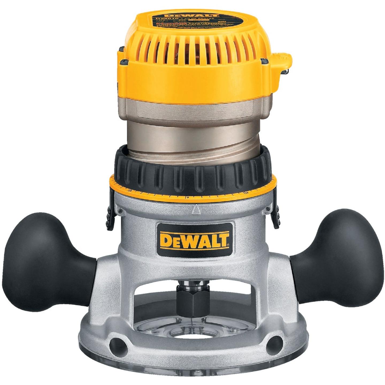 DeWalt 1-3/4 HP/11.0A 24,500 rpm Router Image 1